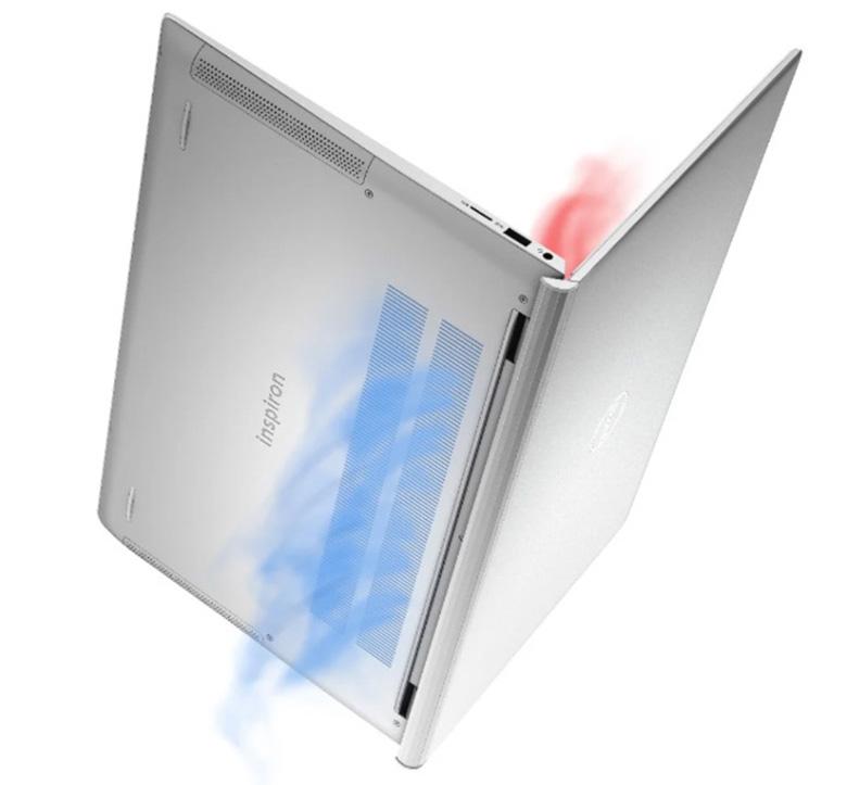 Laptop Dell Gaming Inspiron 7501 X3MRY1 tản nhiệt hiệu quả