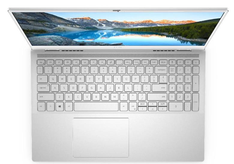 Laptop Dell Gaming Inspiron 7501 X3MRY1 bàn phím tạo sự thoải mái