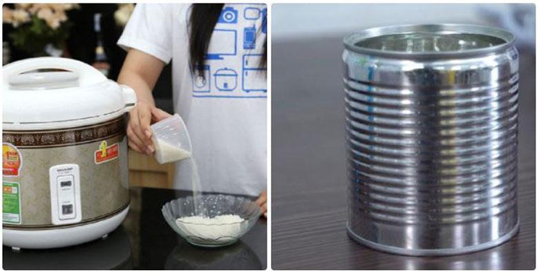 Cách nấu cơm ngon bằng nồi cơm điện siêu dễ cho người mới