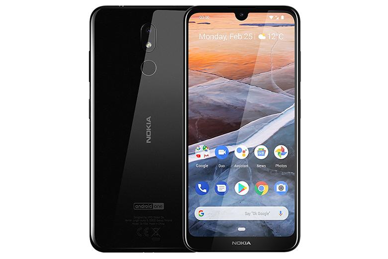 Điện thoại giá rẻ dưới 3 triệu: Nokia 3.2 DS 3GB/32GB