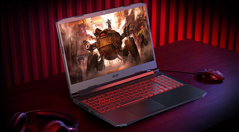 Laptop Acer Gaming Nitro AN515-44-R9JM NH.Q9MSV.003