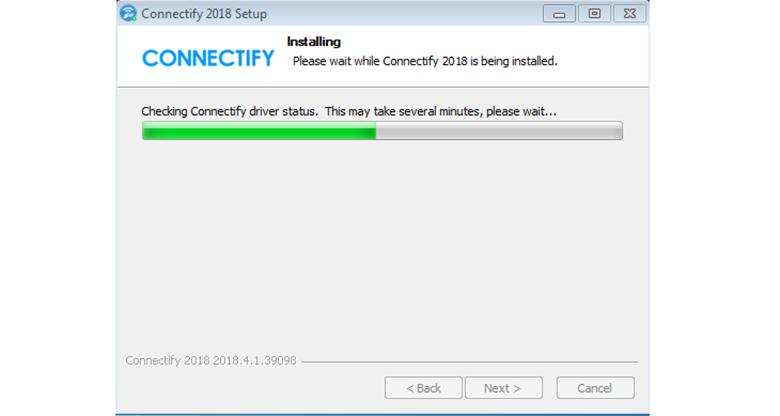 cài đặt phần mềm phát wifi cho laptop Connectify bước 1