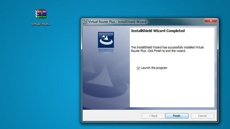 Phần mềm phát wifi cho laptop: Cách cài Virtual Router/ Virtual Router Manager