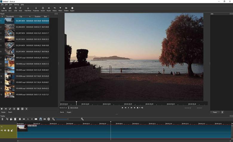 App làm video trên máy tính Windows Movie Maker với các tính năng nổi bật