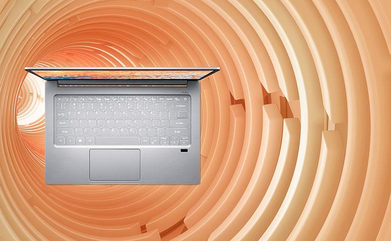 Laptop Acer Swift 3X SF314-59-599U NX.A0MSV.001 điều khiển giọng nói