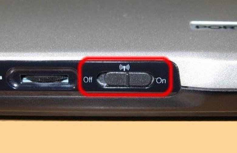 Cách bật wifi trên laptop Asus dùng bàn phím