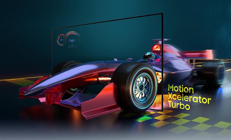 Công nghệ Motion - Smart Tivi Samsung 4K 65 inch 65AU9000