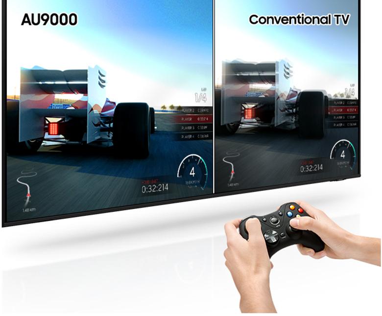 Chế độ Auto Low - Smart Tivi Samsung 4K 65 inch 65AU9000