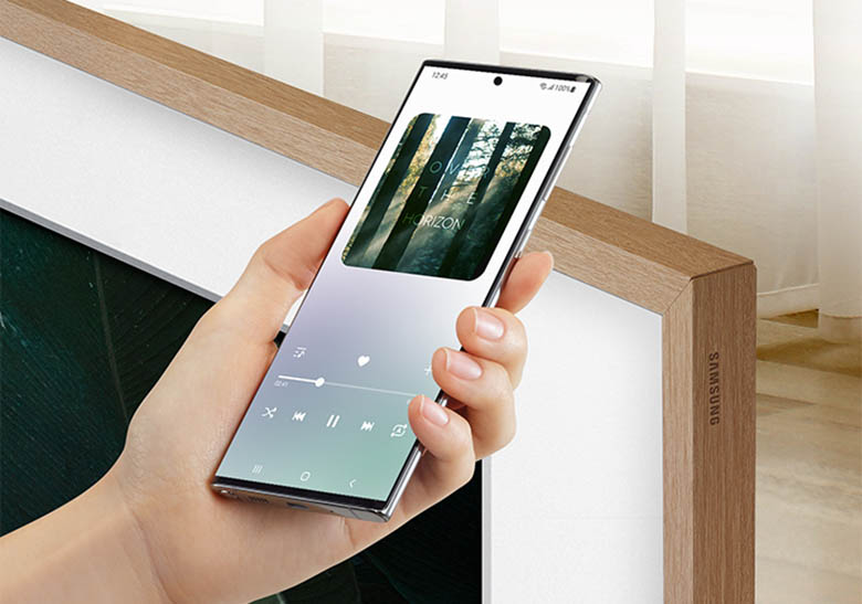 Tap View - Smart Tivi Khung Tranh The Frame QLED 4K Samsung 75 inch QA75LS03A