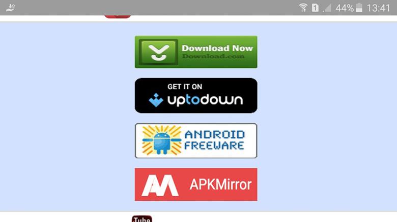 Cách tải video trên youtube về điện thoại Oppo dùng phần mềm TubeMate