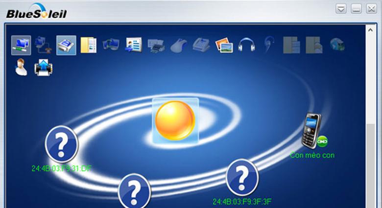 Cách kết nối laptop không có bluetooth với các thiết bị khác bằng phần mềm BlueSoleil