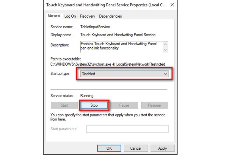 Cách tắt chuột cảm ứng trên laptop từ trình điều khiển bước 4