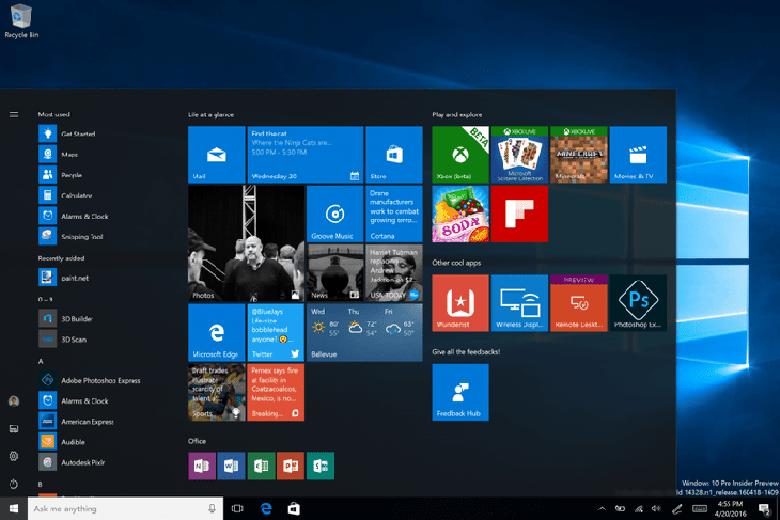 Tìm hiểu các hệ điều hành tốt nhất cho laptop