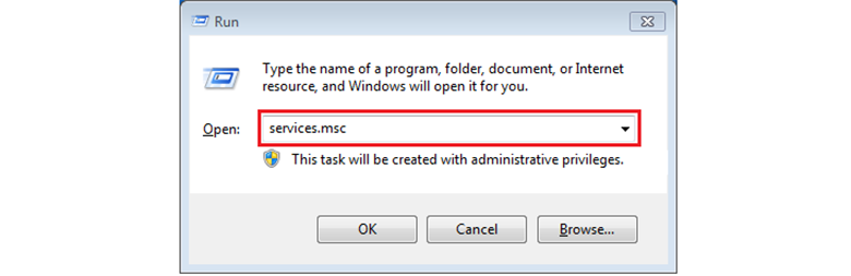 Cách tắt chuột cảm ứng trên laptop Asus bằng Keyboard Service bước 1