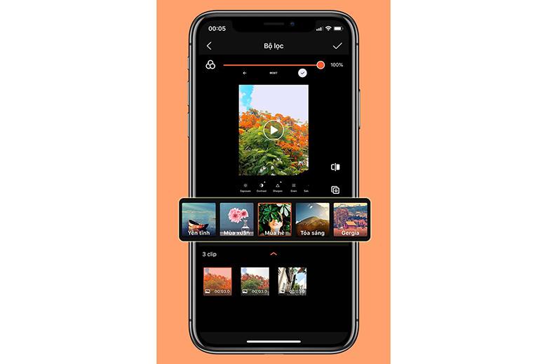 Cách chèn ảnh vào video trên điện thoại bằng Videoshow: Tính năng nổi bật