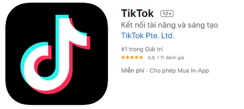 Cách chèn ảnh vào video trên điện thoại với TikTok