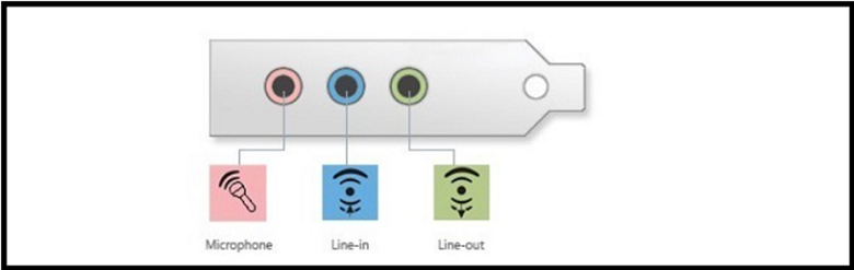 Máy tính mất biểu tượng loa cách khắc phục kiểm tra cổng kết nối loa hoặc với tai nghe