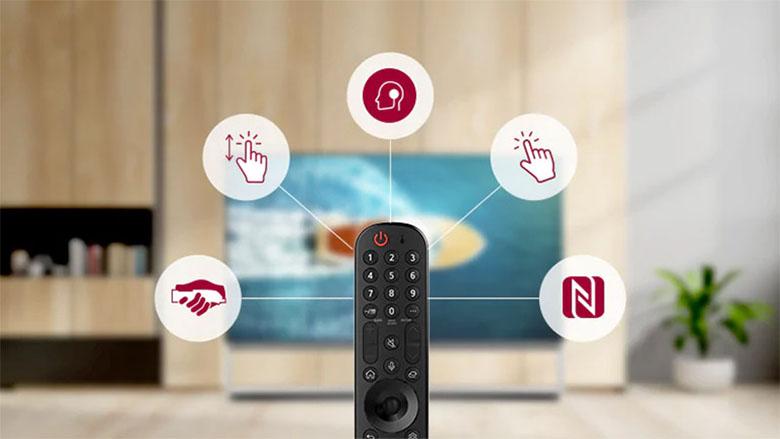 AI Thin Q - Smart Tivi LG NanoCell 4K 55 inch 55NANO80TPA