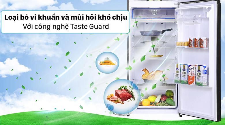 Tủ lạnh Electrolux Inverter 341 lít ETB3760K-H khử mùi kháng khuẩn