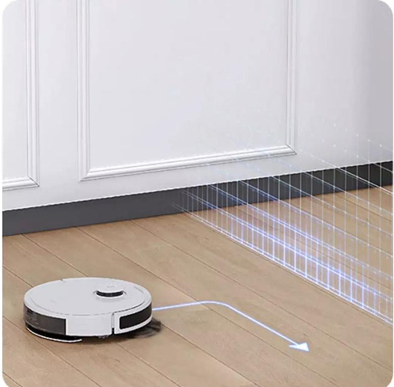 Robot hút bụi lau nhà Ecovacs Deebot N8 Pro thiết lập tường ảo