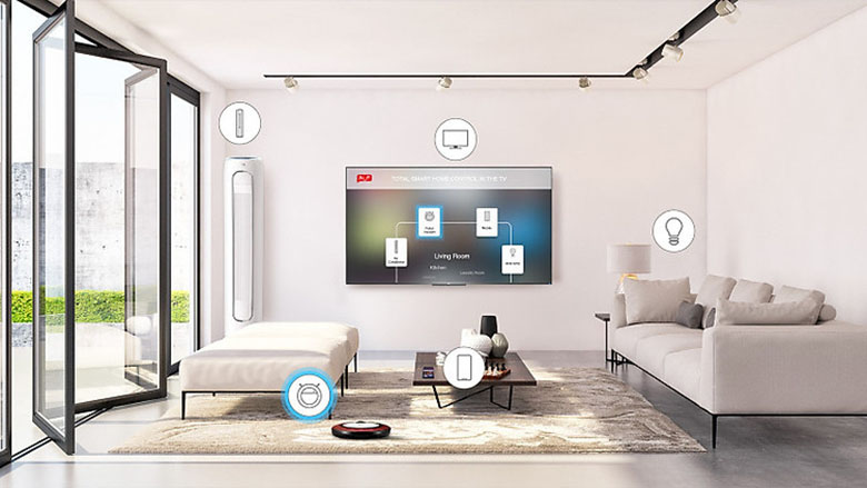 TCL AI - IN - Android Tivi TCL 4K 55 inch 55T65